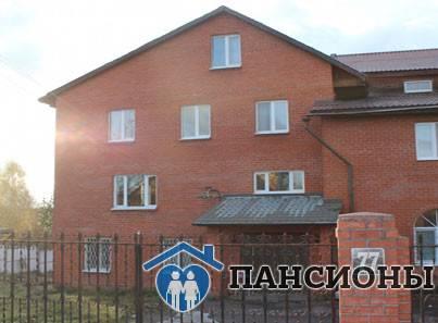 Дома престарелых чеховском районе коченево дом престарелых