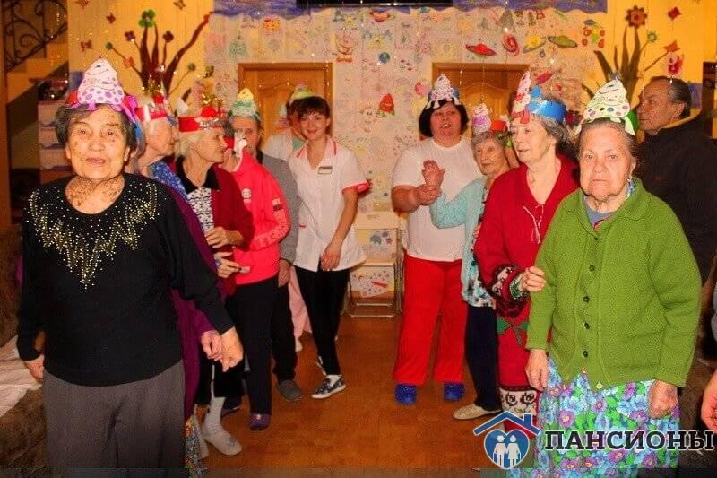 Дома престарелых мытищи дом престарелых ломоносовский район